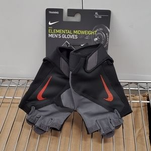 Nike Elemental Midweight Fitness Training Gloves